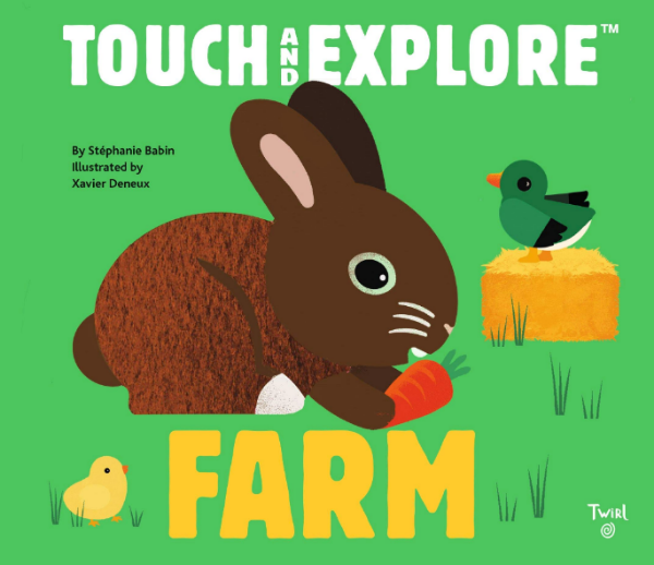 Touch and Explore: Farm