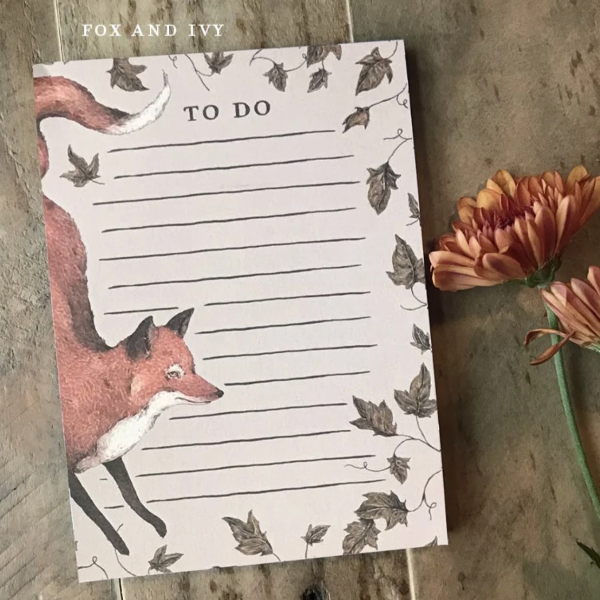 Fox & Ivy To Do List