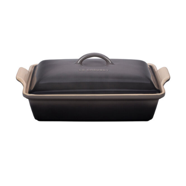 Le Creuset Heritage Rectangular Casserole in Oyster