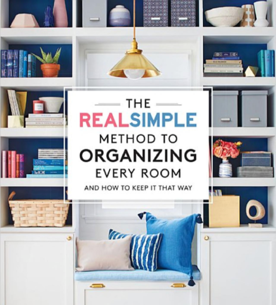 The Real Simple Method to Organize Every Room