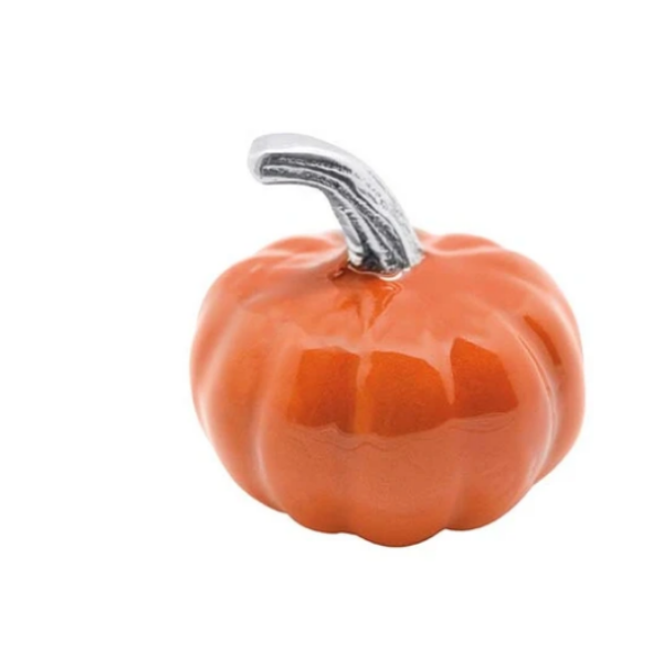 Orange Pumpkin Napkin Weight