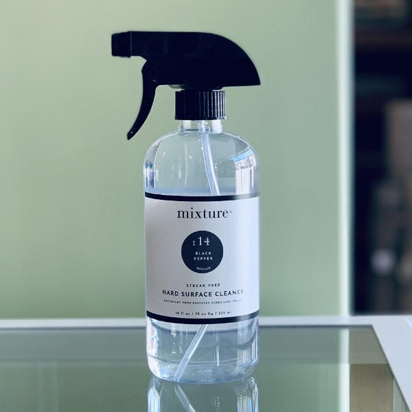 Mixture Hard Surface Cleaner- Black Pepper