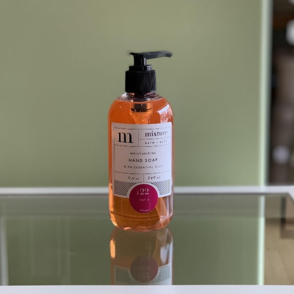 Mixture Hand Soap- Vat 9