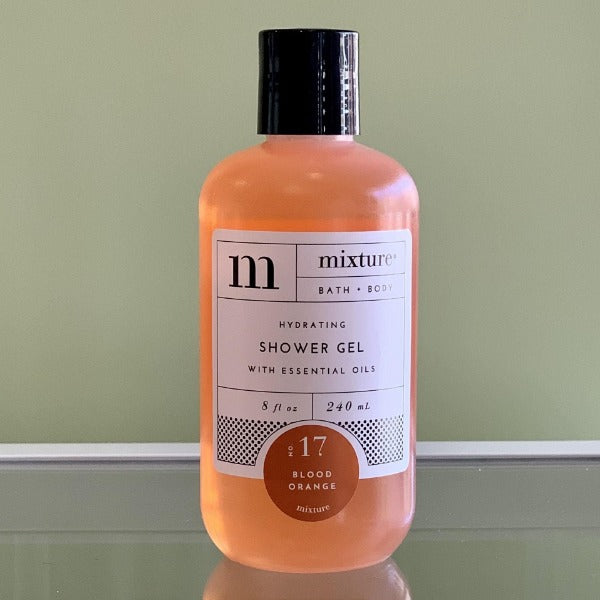 Mixture Shower Gel- Blood Orange
