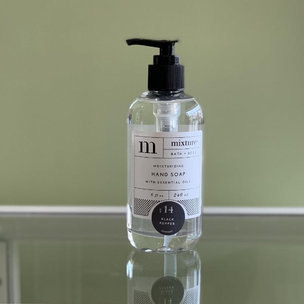 Mixture Hand Soap- Black Pepper