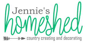 Jennie's Homeshed