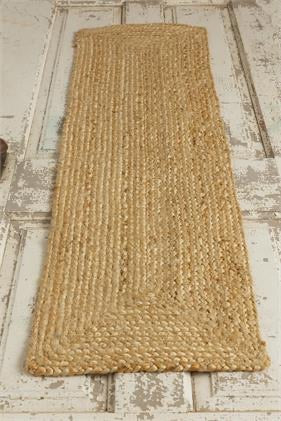 Table Runner - Woven Jute