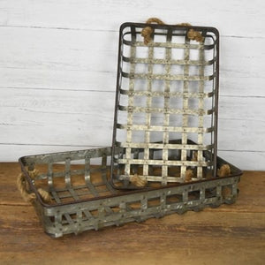 RECT. BASKET TRAY