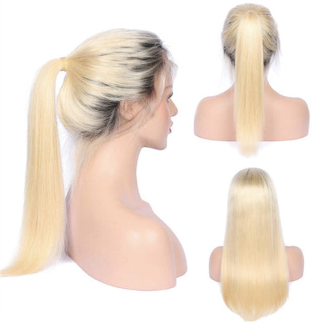 Luxxe Blonde Wig Units (Full Lace) - Poshhluxxe Hair&Beauty