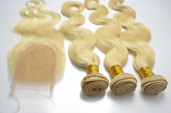Bombshell Blonde Collection - Poshhluxxe Hair&Beauty