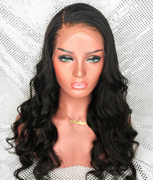 Luxxe Wig Unit (Full Lace) - Poshhluxxe Hair&Beauty
