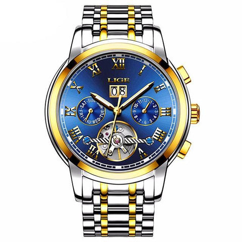 Mens Luxury Dress Watch