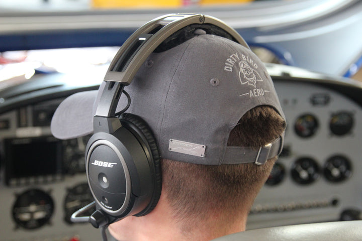 Pilots Low Profile Cap
