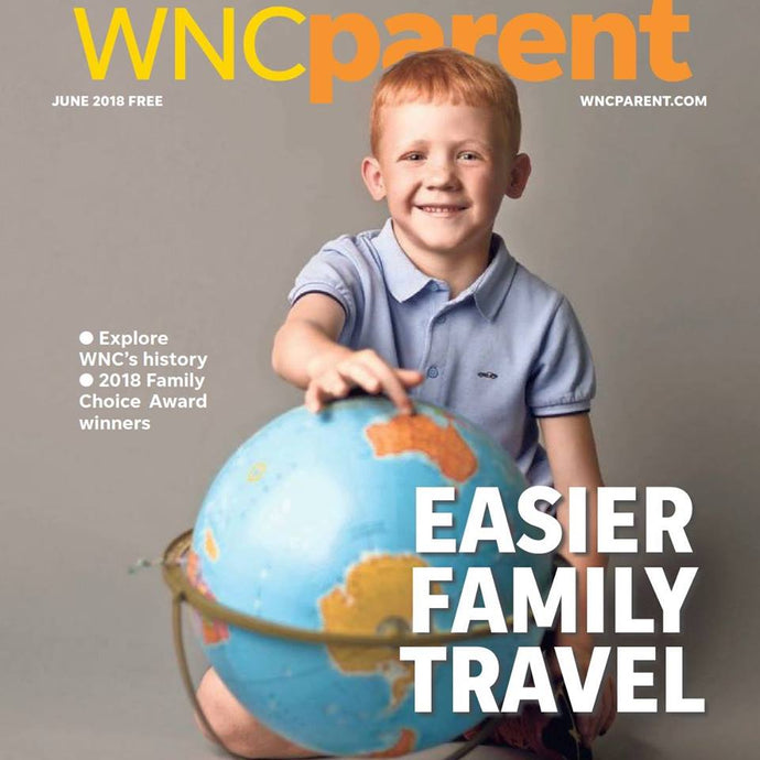 WNC Parent June Edition 2018