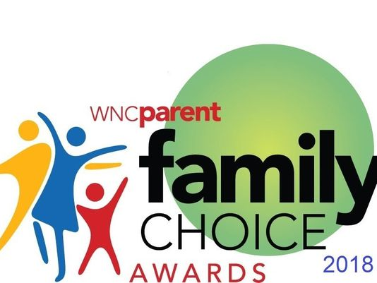 WNC Parent Family Choice Awards 2018
