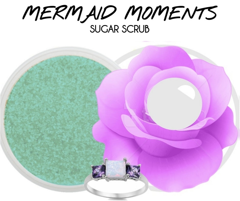 Mermaid Moments - Jewelry Sugar Scrub