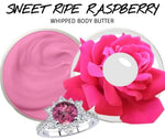 Ripened Raspberry - Jewelry Whipped Body Butter