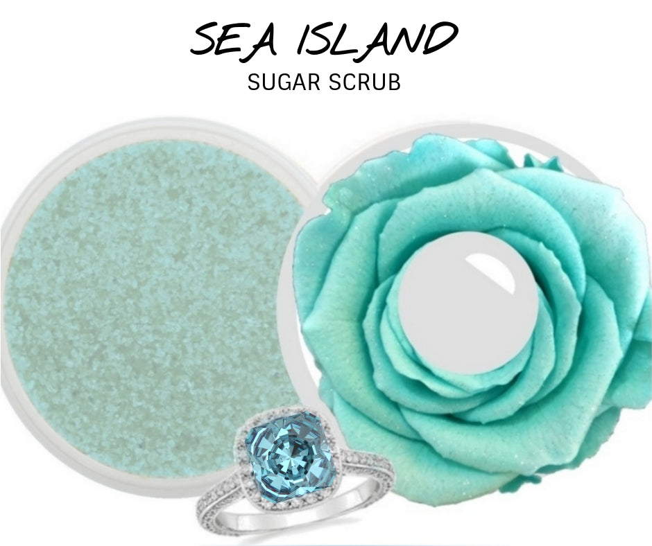 Sea Island - Jewelry Sugar Scrub