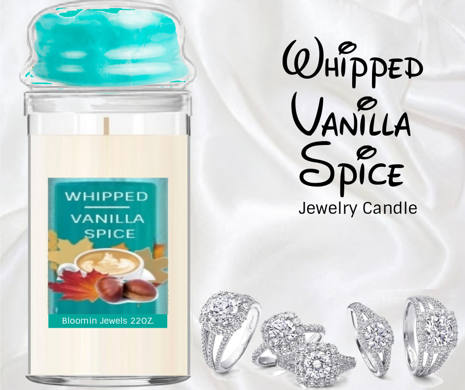 Whipped Vanilla Spice - Jewelry Candle