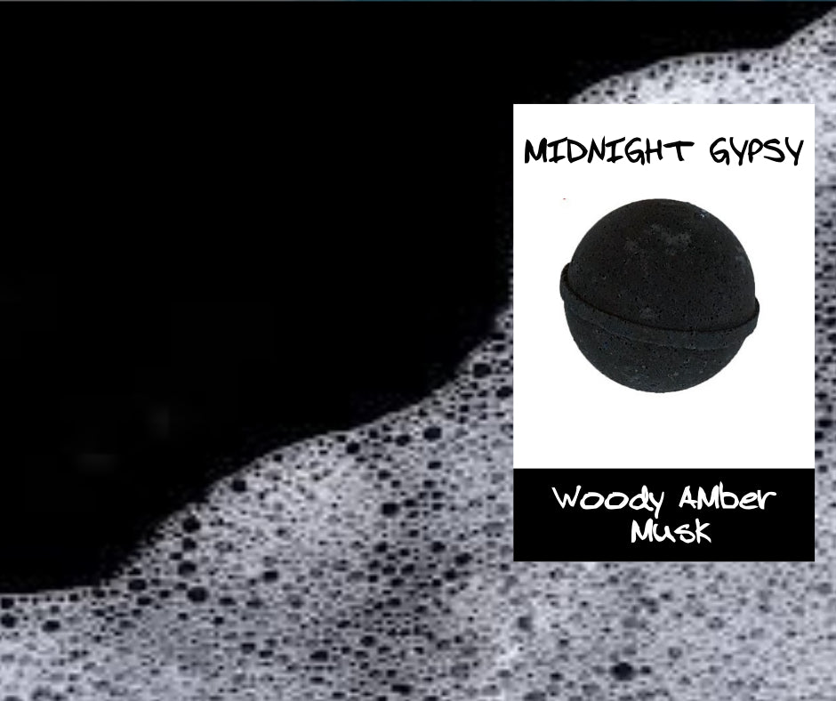 Midnight Gypsy - Bath Bomb
