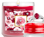 Rain Drops On Roses  - Jewelry Candle