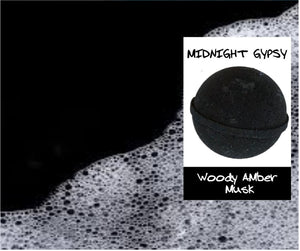 Midnight Gypsy - Jewelry Candle & Bath Bomb Set