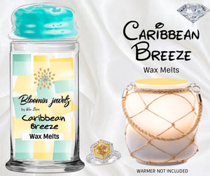 Caribbean Breeze - Jewelry Jar of Melts