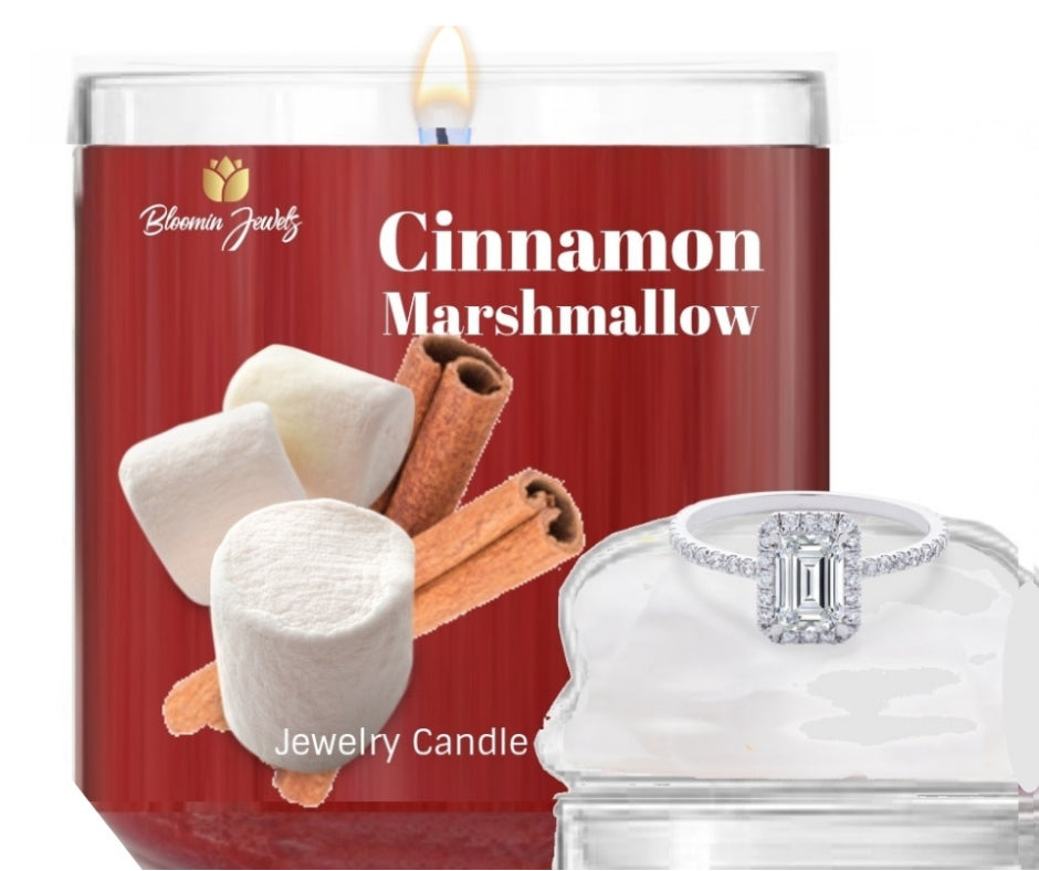 Cinnamon Marshmallow - Jewelry Candle