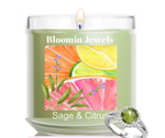 Sage & Citrus - Jewelry Candle