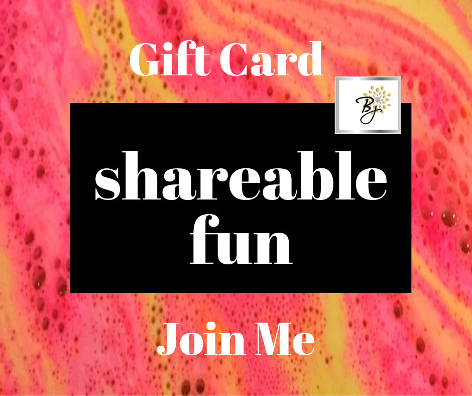 Join Me - Gift Card