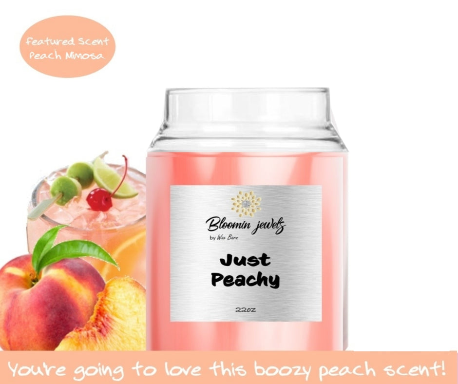 Just Peachy - Classic Candle