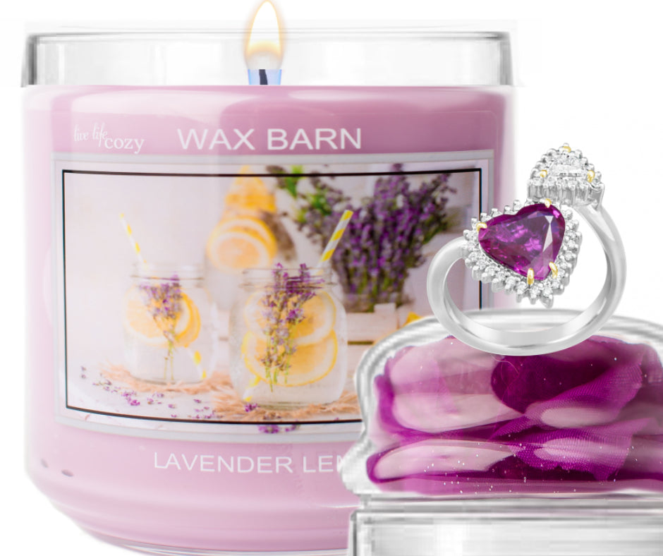 Lavender Lemon - Jewelry Candle