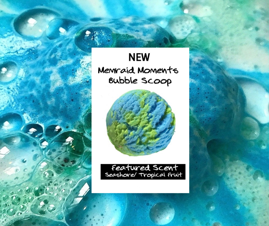 Mermaid Moments - Jewelry Bubble Scoops - Bloomin Jewels