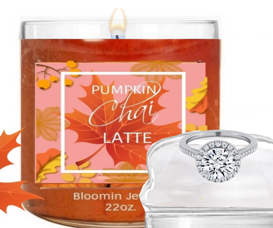 Pumpkin Chai Latte - Jewelry Candle