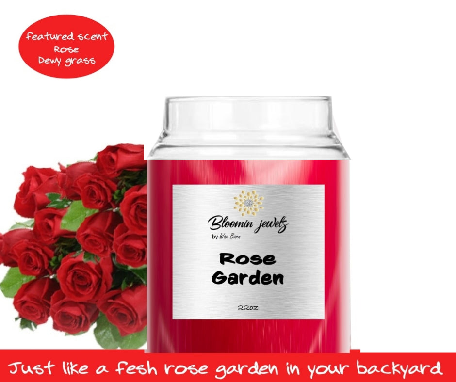Rose Garden - Classic Candle