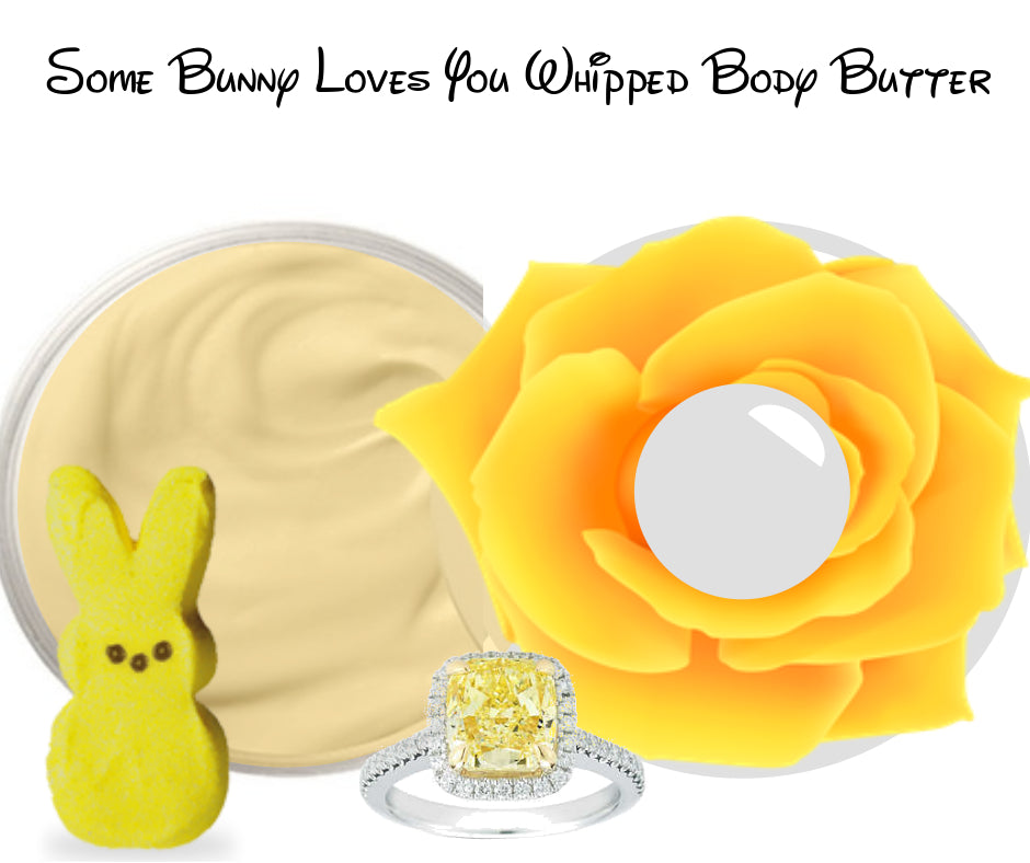 Some Bunny Loves You  - Jewelry Whipped Body Butter