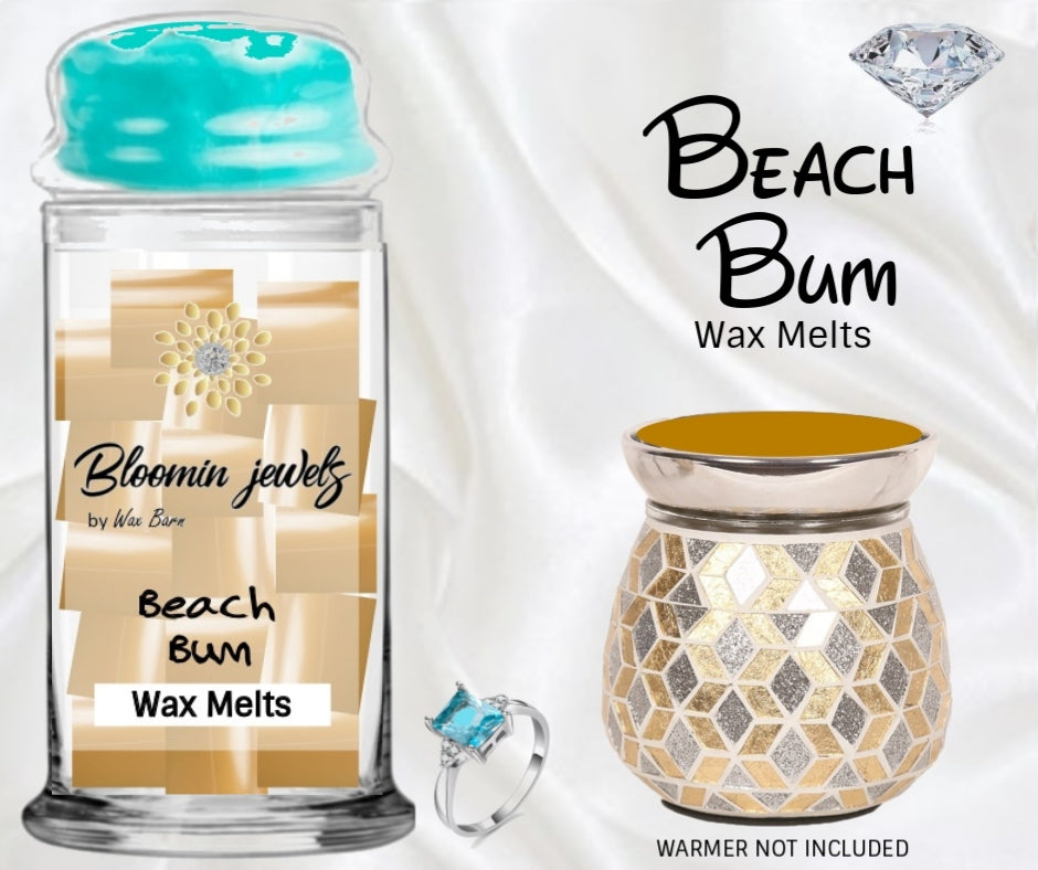 Beach Bum - Jewelry Jar of Melts