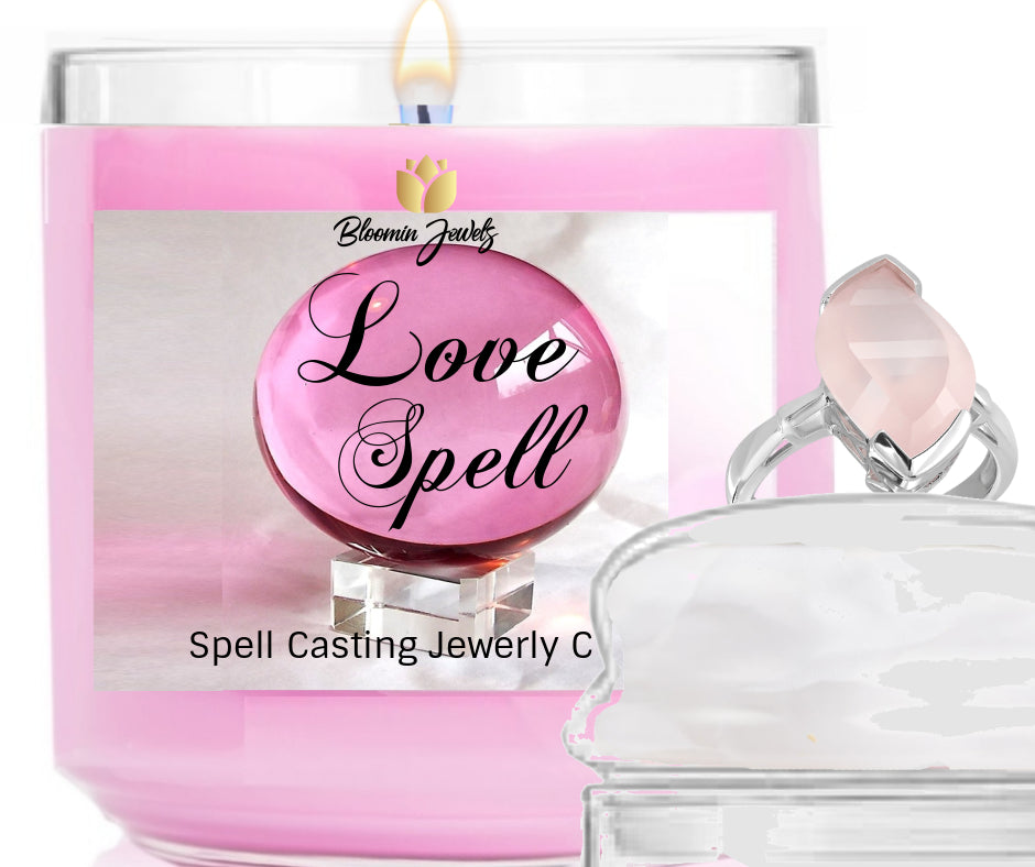 Love Spell - Jewelry Candle