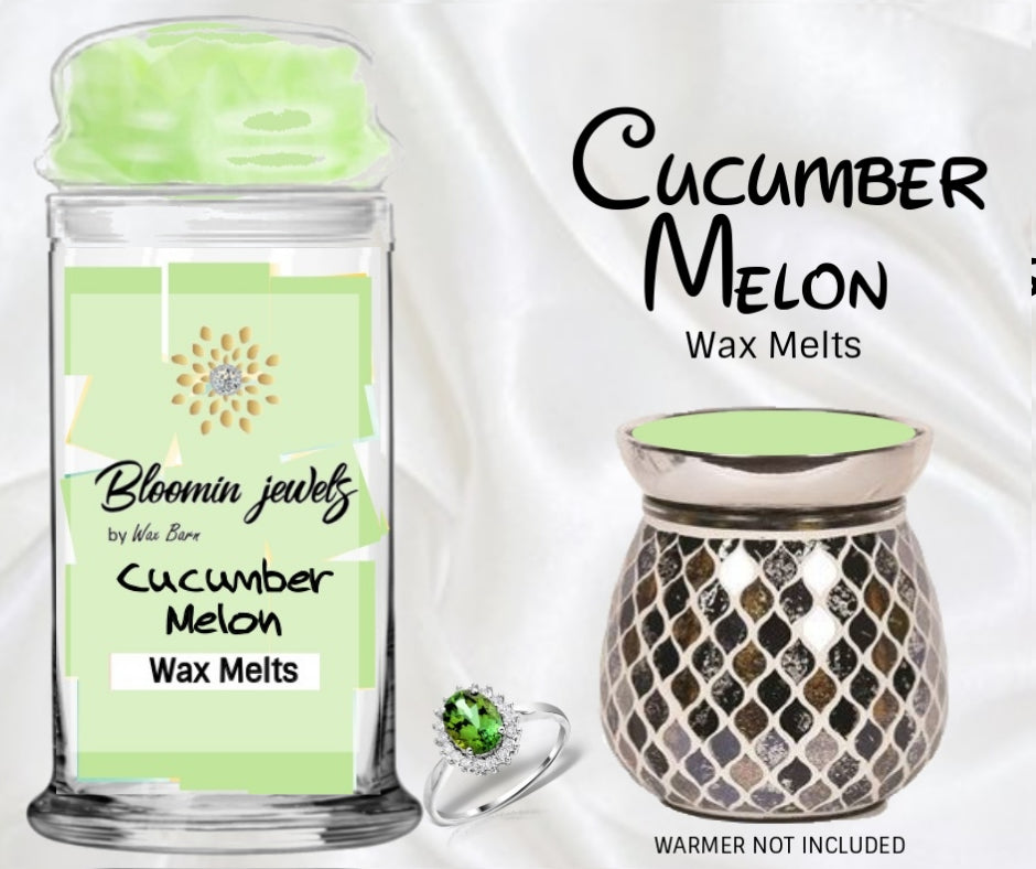 Cucumber Melon - Jewelry Jar Of Melts