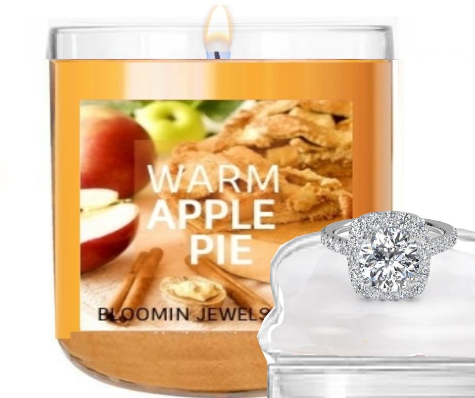 Warm Apple Pie - Jewelry Candle