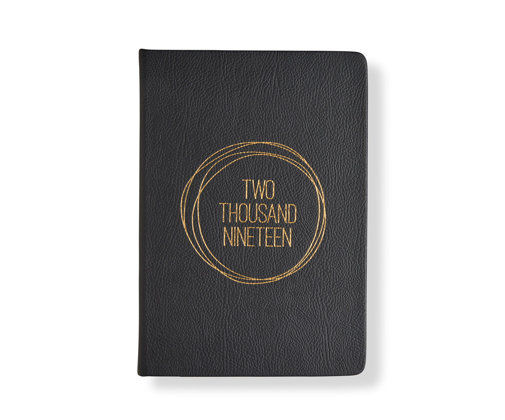 2020 VEGAN LEATHER DIARIES
