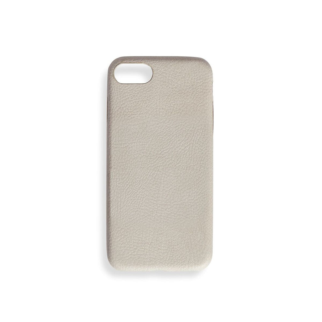 STONE GREY IPHONE CASE PLAIN