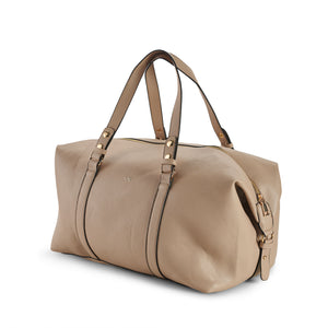 The Weekender in Taupe