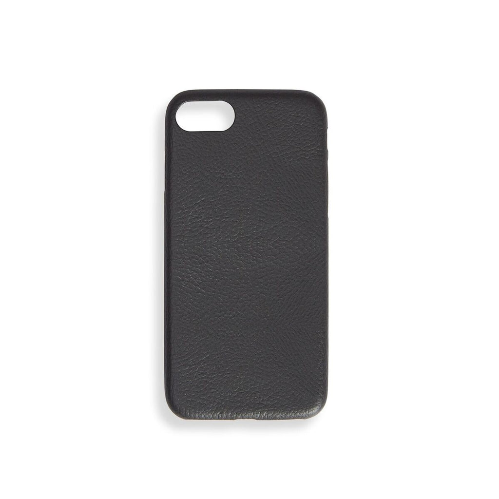 BLACK IPHONE CASE PLAIN