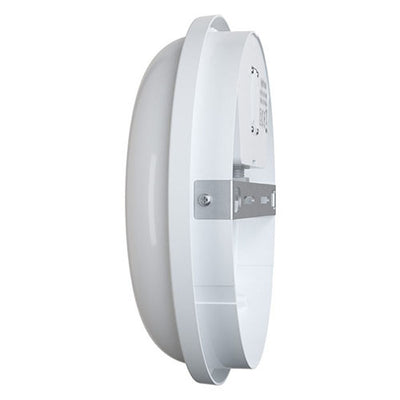SOHO 20W LED Bulkhead Light IP65 Outdoor Wall Ceiling Round White