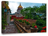 Hyder's-Hacienda-II-with-roses-and-view-of-Church-44x66-OPTIMIZED_c