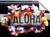 Hawaiian, personalised, license plate, aloha, alohaa