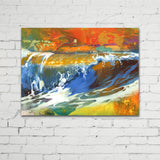Summer Glow, Ready-to-Hang Gallery Wrapped Canvas Prints
