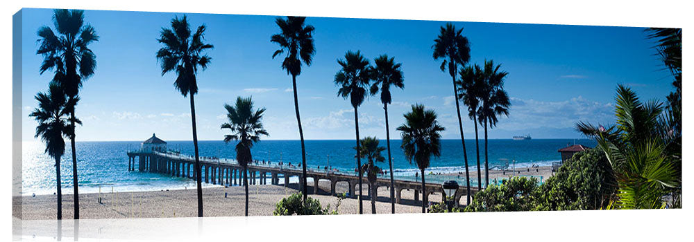 Manhattan_Beach_Pier_Palms