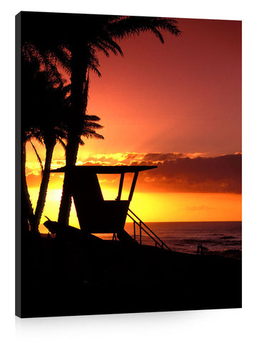 life-gaurd_tower_Sunset-Bch